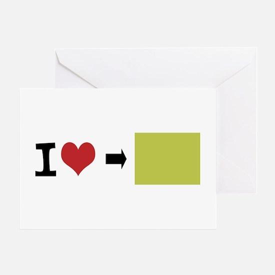 Customize Photo Greeting Card