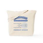 Starfleet Pharmacy Division Tote Bag