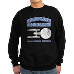 Starfleet Phlebotomy Division Sweatshirt (dark)