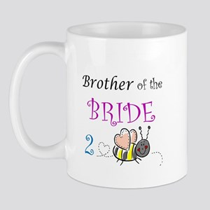 Brother of the Bride to Bee Mug