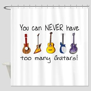 Music Shower Curtains Cafepress