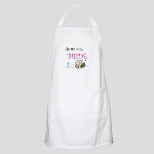 Aunt of the Bride to Bee BBQ Apron