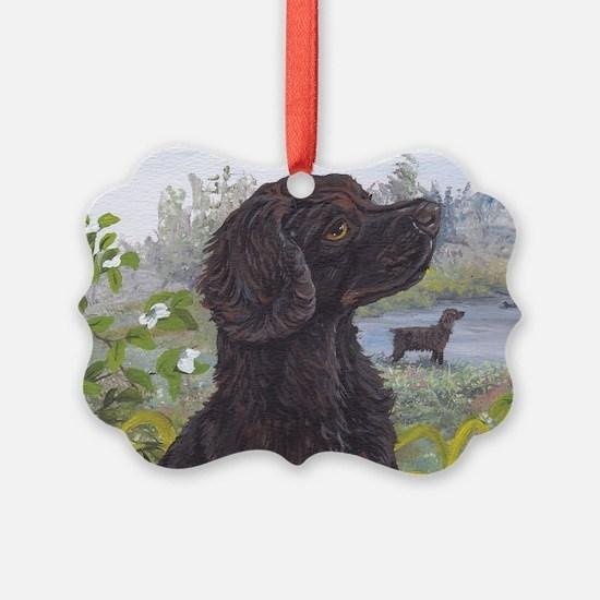 Boykin Spaniel PD Ornament