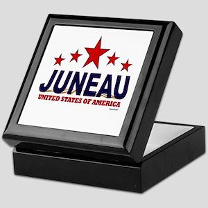 Juneau U.S.A. Keepsake Box