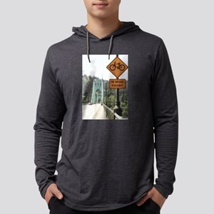 Portland bridge Long Sleeve T-Shirt