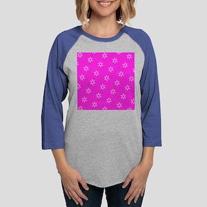 Pink Ribbon Breast Cancer Awar Long Sleeve T-Shirt