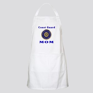 COAST GUARD MOM BBQ Apron