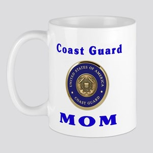 COAST GUARD MOM Mug