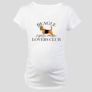 Beagle Lover's Club Maternity T-Shirt