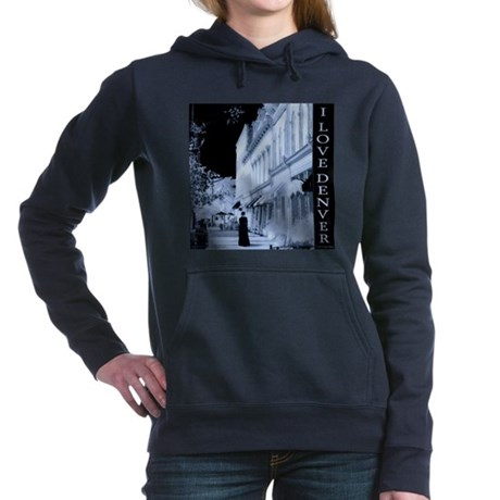 I Love Denver 1 Hooded Sweatshirt