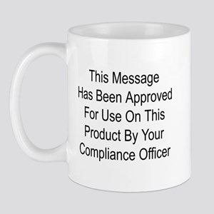 Compliance Approval Mug
