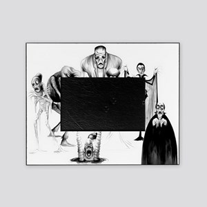 Classic movie monsters Picture Frame