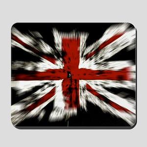 UK Flag England Mousepad