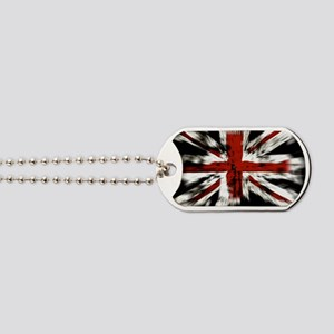 UK Flag England Dog Tags