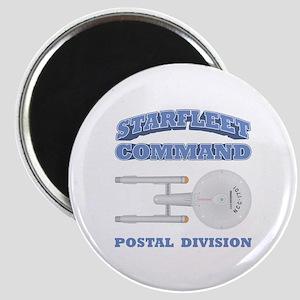 Starfleet Postal Division Magnet