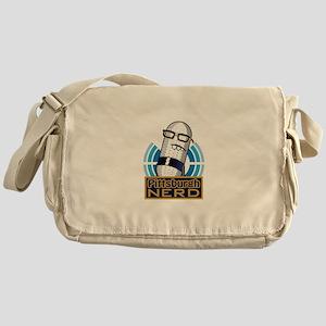 PNP Logo Large Messenger Bag