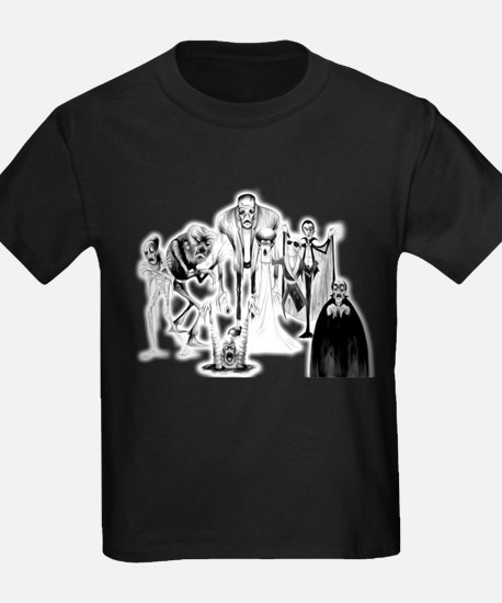 Classic movie monsters T
