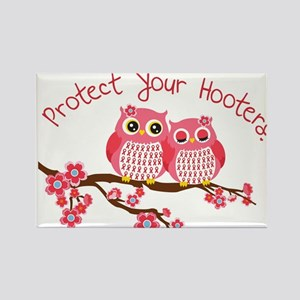 Protect Your Hooters Magnets