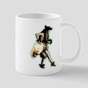 hula dancer Mug