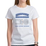 Starfleet Real Estate Division Women's T-Shirt