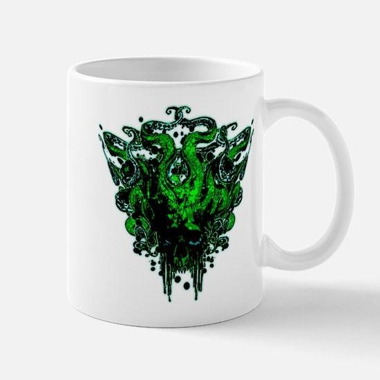 Medusa Skull Mug