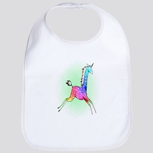 Girafficorn Bib