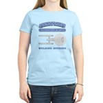 Starfleet Welding Division Women's Light T-Shirt