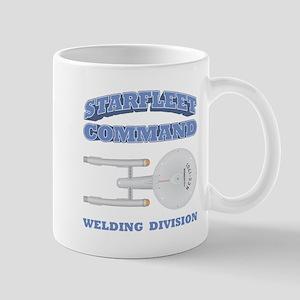 Starfleet Welding Division Mug