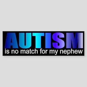 Autism awareness Sticker (Bumper)