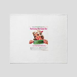soylent Throw Blanket