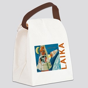 laika Canvas Lunch Bag