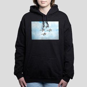 Thunderbirds in Flight Hooded Sweatshirt