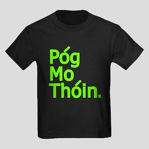 POG MO THOIN Kids Dark T-Shirt
