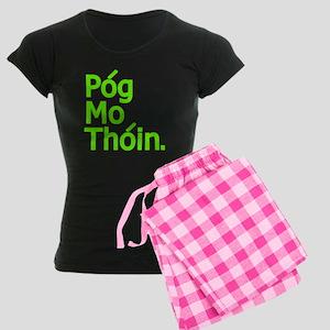 POG MO THOIN Women's Dark Pajamas