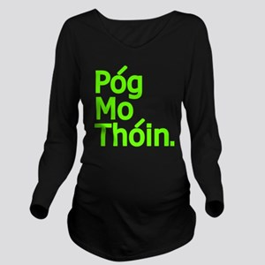 POG MO THOIN Long Sleeve Maternity T-Shirt