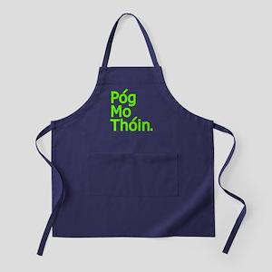 POG MO THOIN Apron (dark)