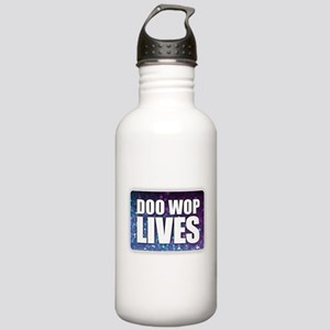 Doo Wop Lives Stainless Water Bottle 1.0L