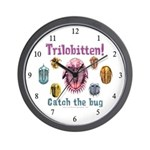 Trilobite Wall Clock