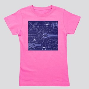 The Earths Magnetosphere Girl's Tee