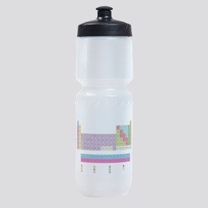 Periodic Table Sports Bottle