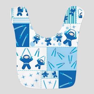 blue_ninja_fabric Bib
