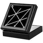 Sigil of Saturn Keepsake Box