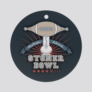 Stoner Bowl 48 #2 Ornament (Round)