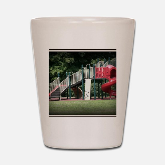 Park Fun Shot Glass