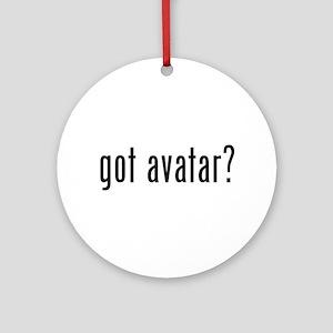 Got Avatar? Ornament (Round)