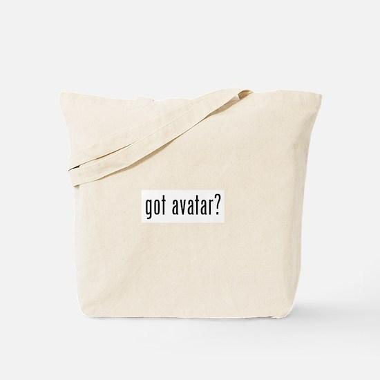 Got Avatar? Tote Bag