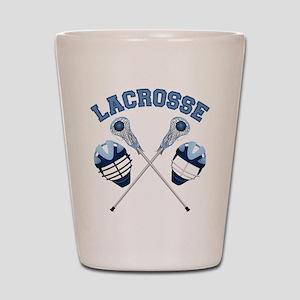 Lacrosse 1 Shot Glass