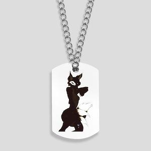 Kitsune Dog Tags