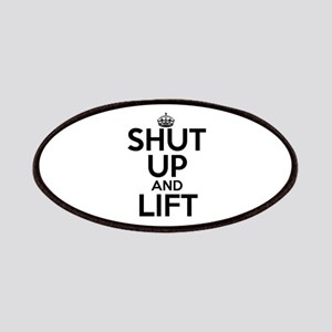 Shut Up and Lift Patches