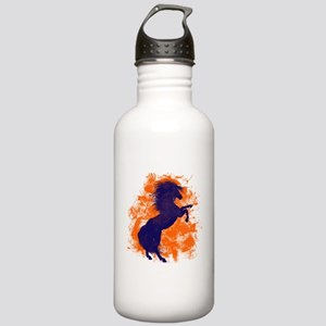 Denver Bucking Broncos Horse Water Bottle